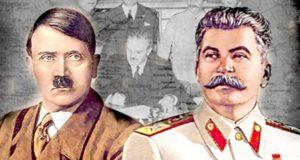 Сталін, Гітлер-Історія в школі