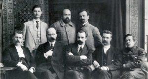 Перший Генеральний Секретаріат-Історія в школі