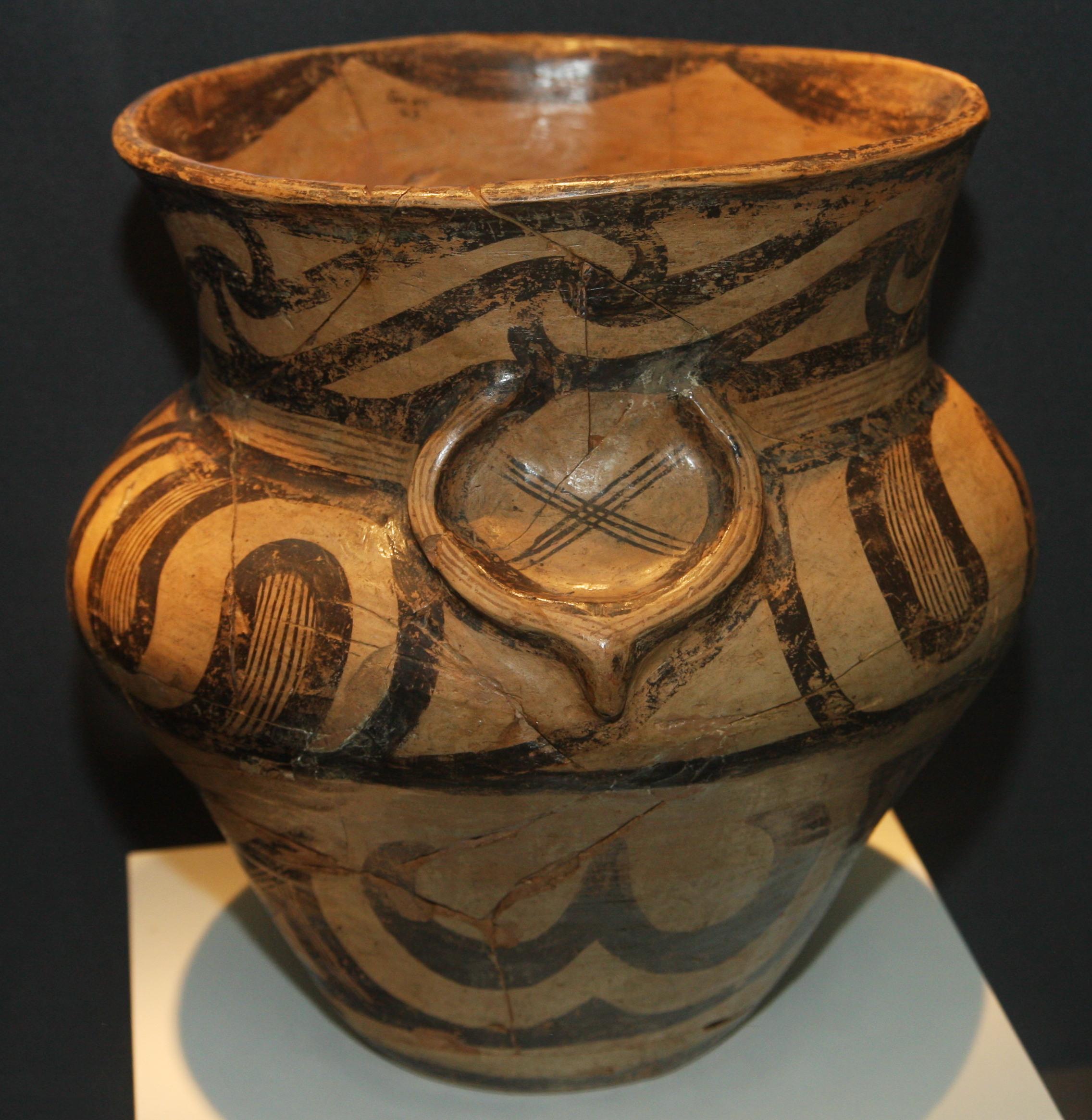 Трипільська кераміка-Історія в школі