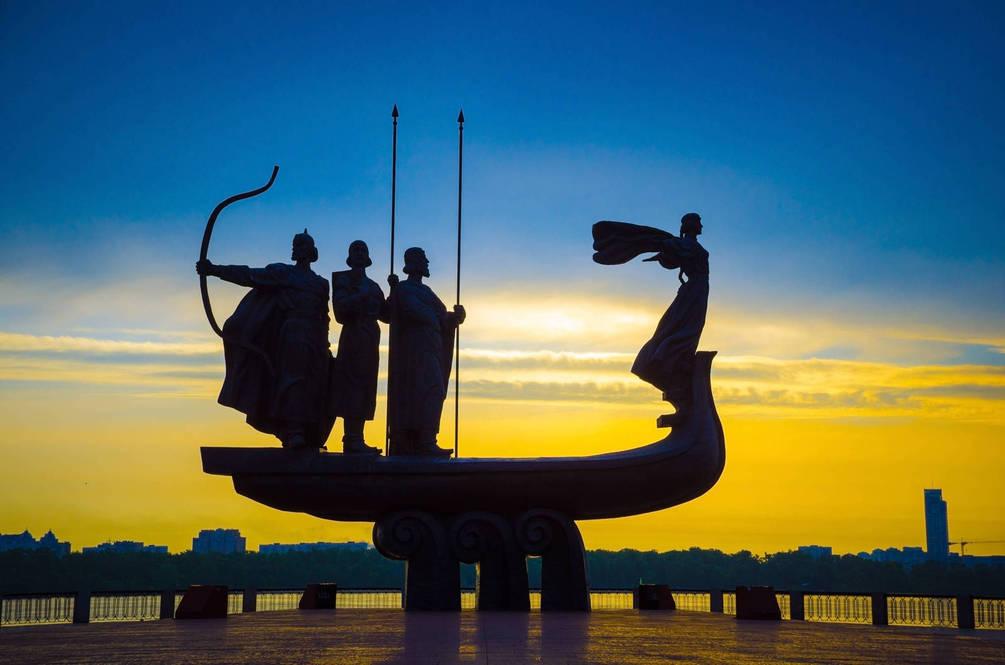 Заснування Києва | Історія в школі