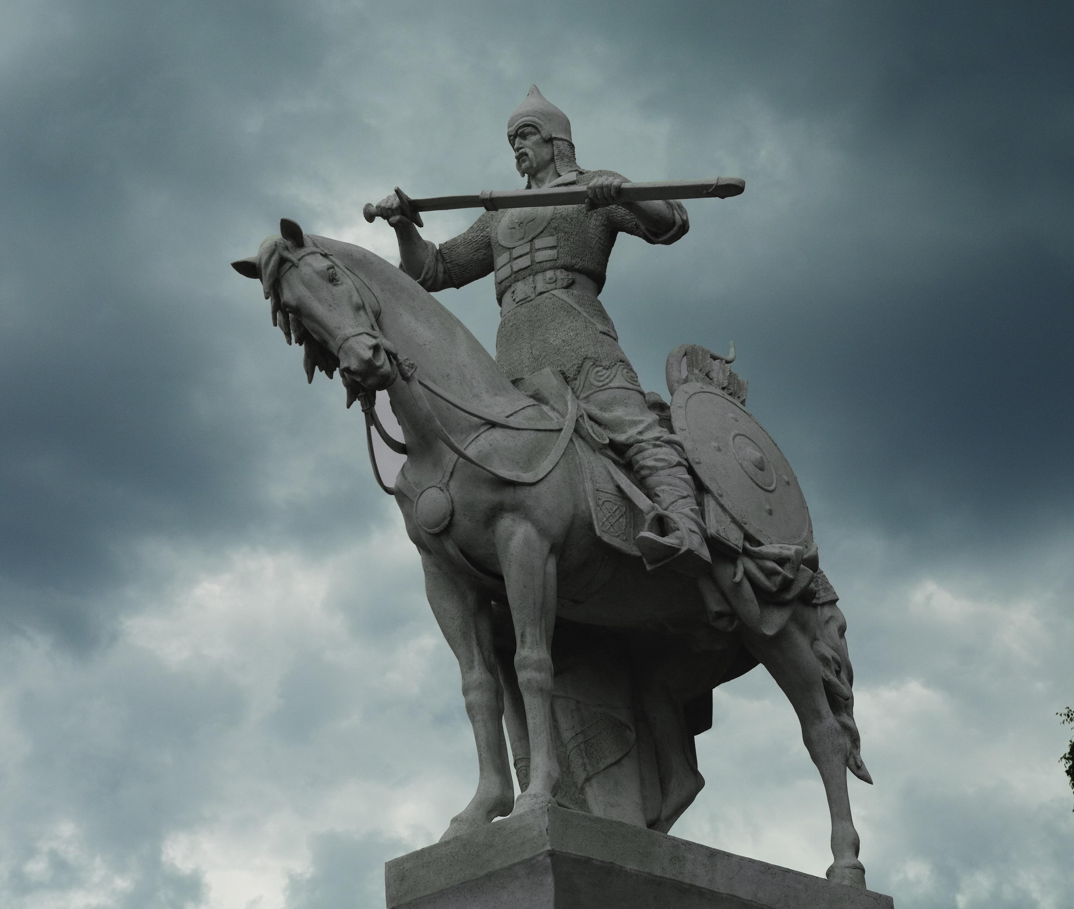 Святослав-Історія в школі