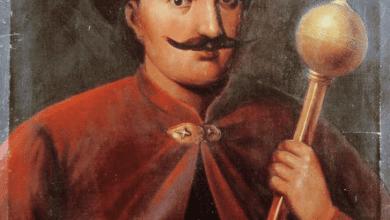 Іван Виговський-Історія в школі