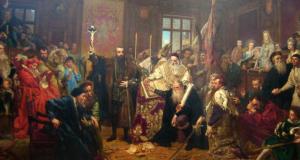 Люблінська унія-Історія в школі