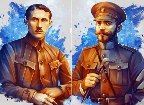 УНР-Історія в школі